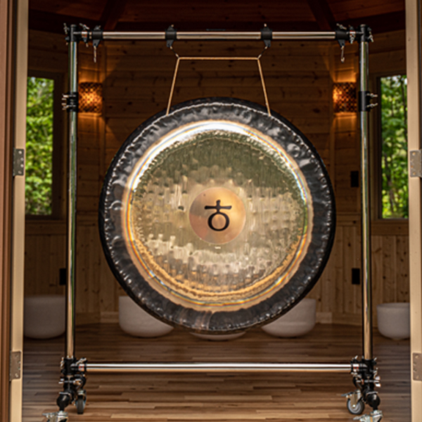 NW Vibrational Sound Therapy Gong Sound Bath Experience